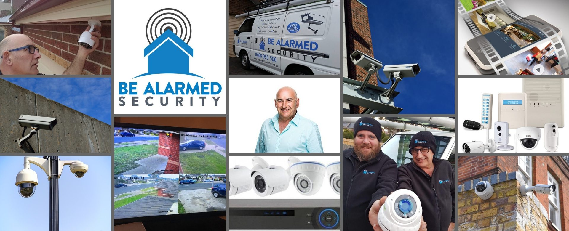 Be Alarmed Security Melbourne